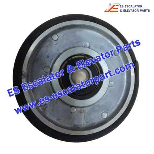 Elevator Parts 8F11E car guide roller