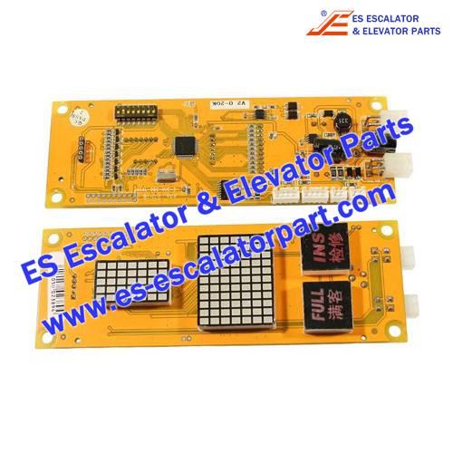 Elevator Parts OCAL-08C-NUC-2 PCB Board