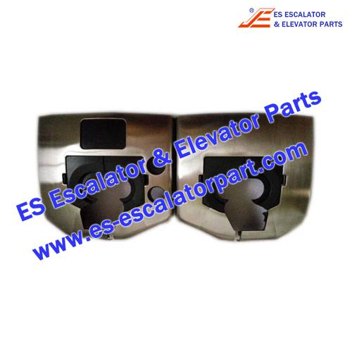 Escalator Parts Stainless steel inlet box