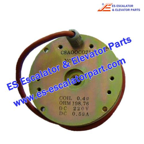 Sigma Escalator CSA00C021A Brake Magent