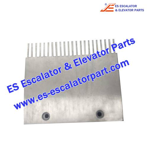 ESThyssenkrupp Escalator Parts Orinoco Comb Plate