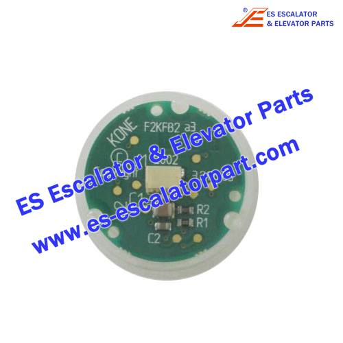 KM804342G05 landing button base fc secondary for Elevator
