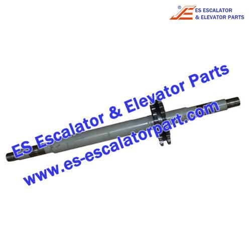 ESSchindler Escalator Parts 405621 Handrail drive shaft