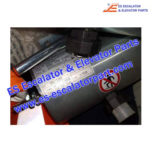ESSchindler Escalator Parts 65502800 Brake magnet