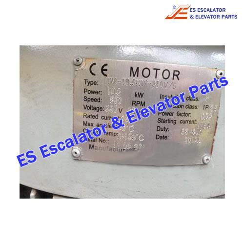 Motor TM-10.5KW-380V/6