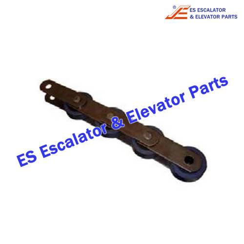 ESThyssenkrupp Escalator Parts 7008380000 Step Chain 205KN