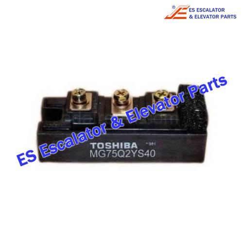 <b>Elevator MG75Q2YS40 Supply power module</b>