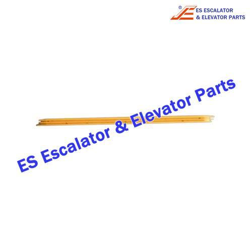 ESThyssenkrupp Escalator L47332245B Step Demarcation