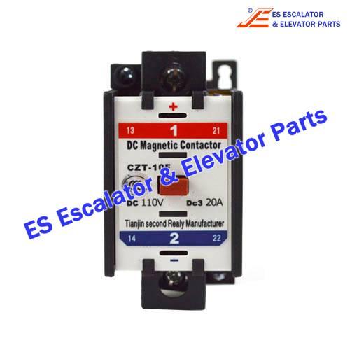 Elevator CZT-10F Contactor
