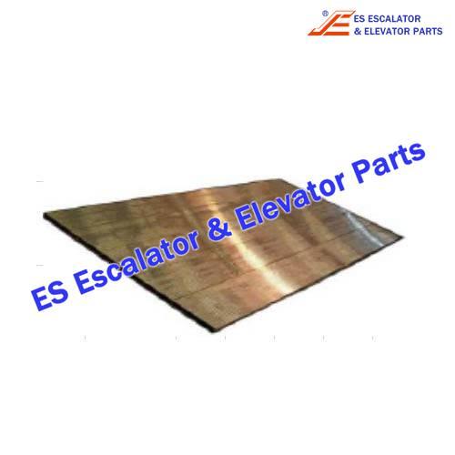 ESThyssenkrupp Escalator 11878200 Grooved Plate