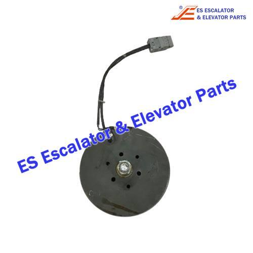 ESSchindler Escalator 127087 PMS230 Brake assembly