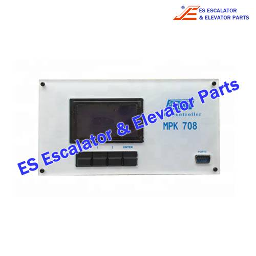 ICAL-16 MPK708 Car control printed board