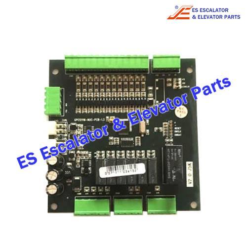 Elevator pcb board GPCS1116-NUC-PCB-1.3
