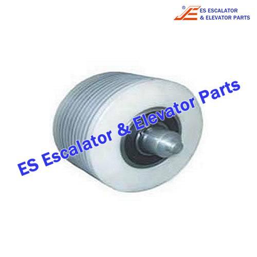V-Belt Roller 1709154000 Φ110X60mm 6204