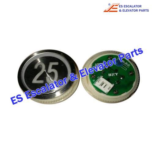 SK94V-0 E319204 A4N18639 Button
