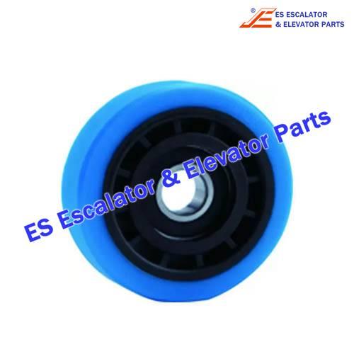 Step/Chain Roller 80037800 Φ100X25mm 6204