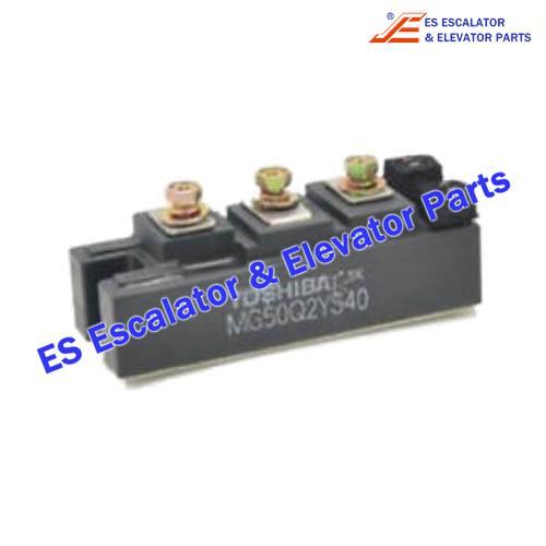<b>Escalator MG50Q2YS40 Module</b>