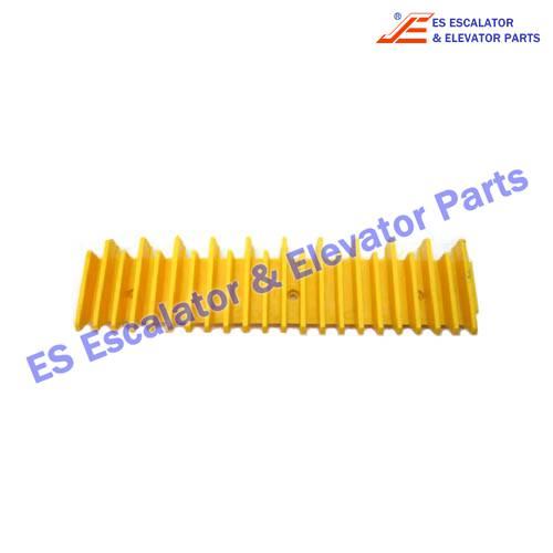 ESSchindler Escalator 2031102 center Step Demarcation