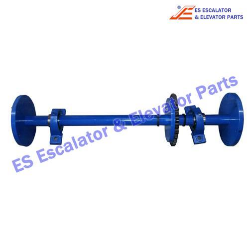 ESOTIS Escalator GBA26380B8 Handrail drive shaft 506NCE