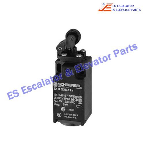 ESThyssenkrupp Escalator Parts Z1R236-11Z Front panel micro switch
