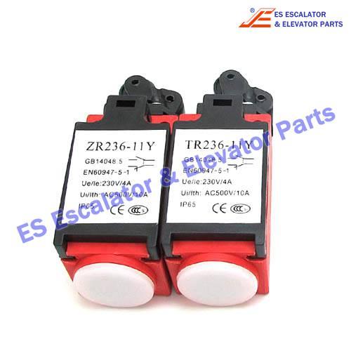 Elevator Parts ZR236 TR236 Speed limiter tensioner switch