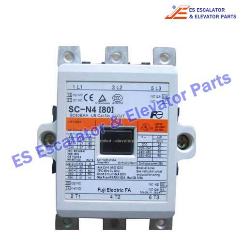 Elevator Parts SC-N4[80] Elevator Contactor