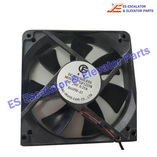 Elevator X65FH-21 Fan