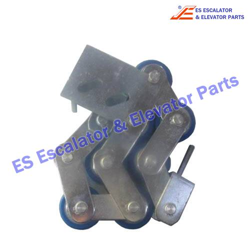Handrail pressure Chain KM5245635G01 left side