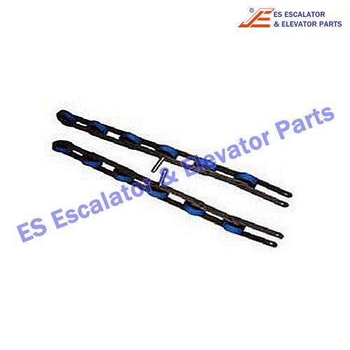 ESThyssenkrupp Escalator Parts 7008670000 Step Chain 160KN (Common type)