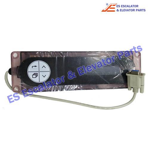 ESThyssenkrupp Escalator Parts 8605000108 Fault display