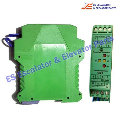 ESThyssenkrupp Elevator 65190007497 SR2 Module