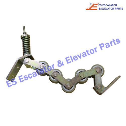 ESLG/SIGMA Escalator ASA00B176*B Handrail pressure roller chain
