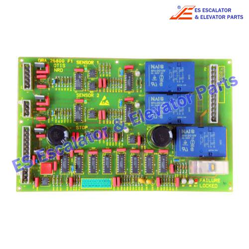 ESOTIS Escalator Parts GBA26800F1 PCB