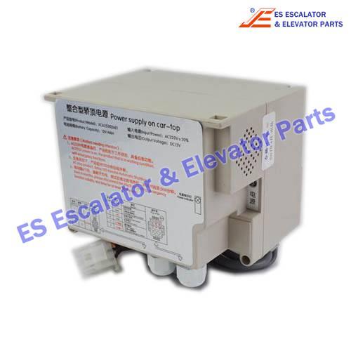 XAA25302AE1 Power supply on car-top