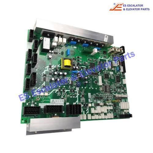 <b>Elevator YX4018664G01 PCB</b>