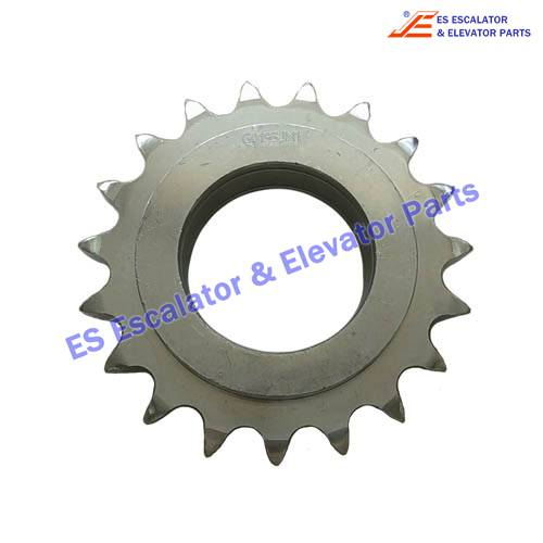 Escalator GO2215AB59 Sprocket