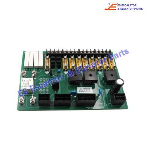 P203722B000G01 PCB of power supply