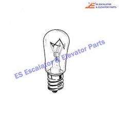 GX6599D513 Lighting Bulb Comb Light. For behind GO386ARW3 lens