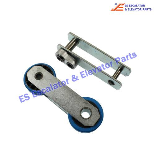 Escalator Parts GAA26350L26 Pallet Chain for 606NCT